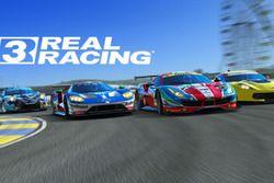 Real Racing 3, GTE araçları