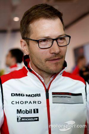 Andreas Seidel, Porsche Team