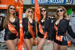 G-Drive Racing girls
