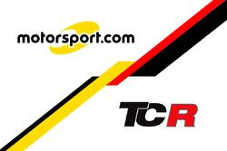 Motorsport.com and TCR announcement