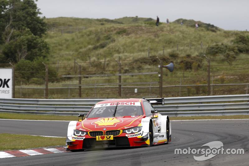 20. Augusto Farfus, BMW Team MTEK, BMW M4 DTM
