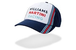 Gorra Williams Martini Racing 2016