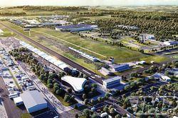 Introductie van Ipswich Motorsport Precinct