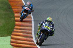 Valentino Rossi, Yamaha Factory Racing e Jack Miller, Marc VDS Racing Honda