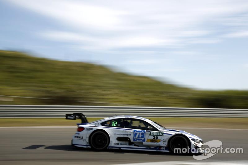 10. Maxime Martin, BMW Team RBM, BMW M4 DTM