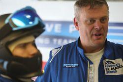 #25 Algarve Pro Racing Ligier JSP2 Nissan: Stewart Cox, Team manager