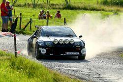 #6 Franz Zehentner, Martin Strobl, Renault Alpine A310 V6