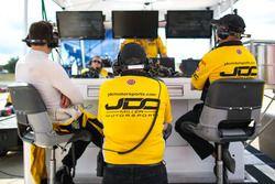 JDC/Miller Motorsports team members