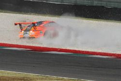 Daniele di Amato, Dinamic Motorsport, fuori pista
