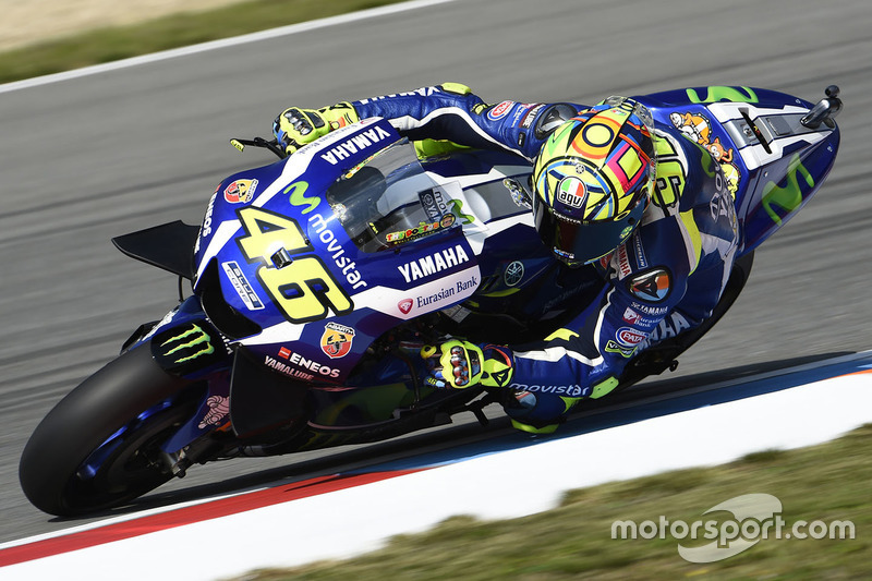 6. Valentino Rossi, Yamaha Factory Racing