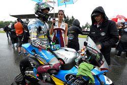 Franco Morbidelli, Marc VDS op de grid