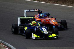 Alessio Lorandi, Carlin Dallara – F315 Volkswagen; David Beckmann, Kfzteile 24 Mücke Motorsport Dallara F316 – Mercedes