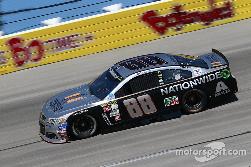#9: Gray Ghost von Dale Earnhardt Jr., Hendrick Motorsports