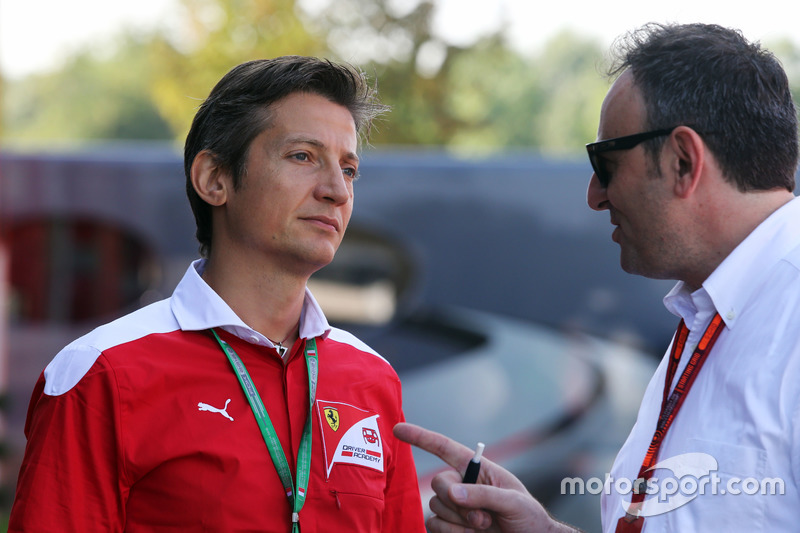 Massimo Rivola, Ferrari Pilot Akademisi Dİrektörü
