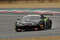 Ferrari 458-SGT3 #11, Melo-Schiro, Easy Race