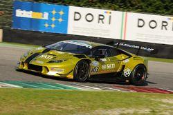 Lamborghini Huracan S.GTCup #103, Mantovani-Alessandri, Antonelli Motorsport
