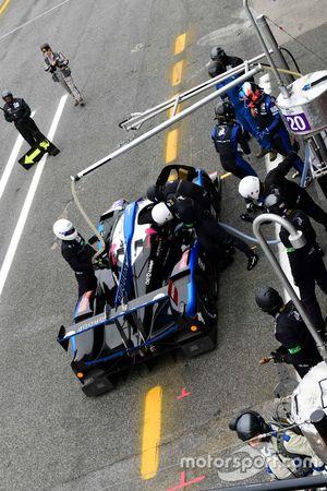 #20 Duqueine Engineering Ligier JSP3: Maxime Pialat, Eric Clement, Antonin Borga