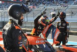 Обладатель поул-позиции в классе LMP2 Роман Русинов, G-Drive Racing Oreca 05 - Nissan