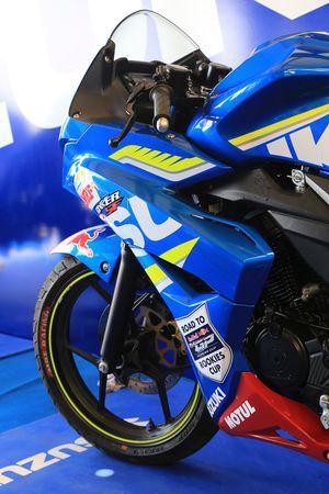 Suzuki Red Bull Road to Rookies Cup motosikleti