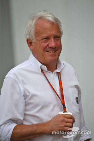 Charlie Whiting, delegado de la FIA