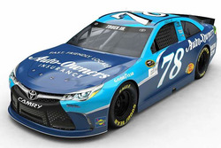 Martin Truex Jr., Furniture Row Racingt retro