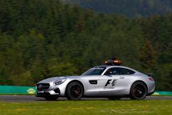 Le Safety Car Mercedes