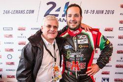 #43 RGR Sport by Morand Ligier JSP2 Nissan: Ricardo Gonzalez with Jacques Nicolet