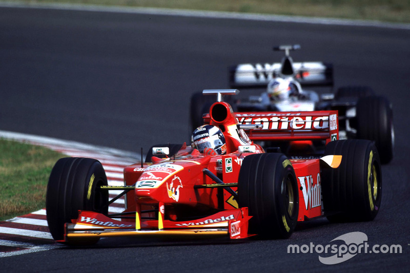 Heinz-Harald Frentzen, Williams-Mecachrome FW20, 1998