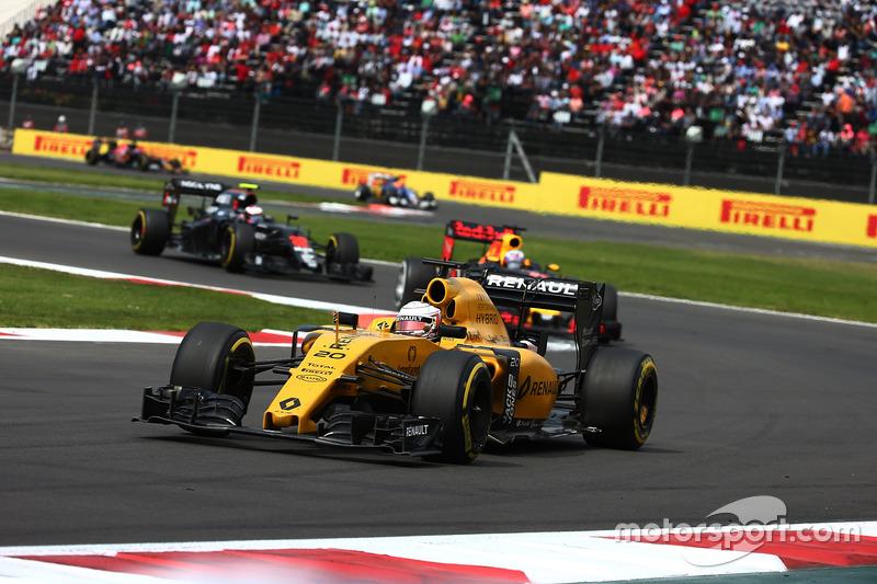 17e - Kevin Magnussen (Renault)