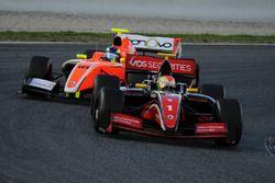 Louis Deletraz, Fortec Motorsports; Tom Dillmann, AVF