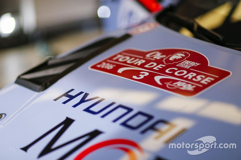 Detail: Thierry Neuville, Nicolas Gilsoul, Hyundai i20 WRC, Hyundai Motorsport