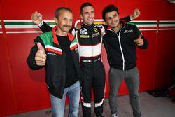 Ferrari F458 Italia команды AT Racing: Александр Талканица-ст., Александр Талканица-мл., Алессандро