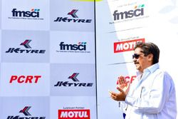 Sanjay Sharma, Head of JK Motorsport