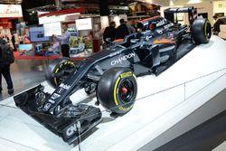 McLaren op de Autosalon van Parijs