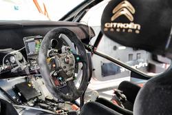 Volante del Citroën DS3 WRC