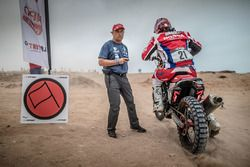 Ricky Brabec, Honda