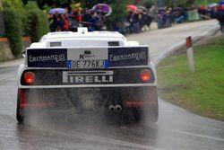 Мики Биазон, Lancia Rally 037