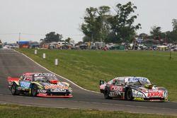 Guillermo Ortelli, JP Racing Chevrolet, Josito Di Palma, Stopcar Maquin Parts Racing Torino