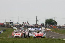 Facundo Ardusso, JP Racing Dodge, Mariano Werner, Werner Competicion Ford
