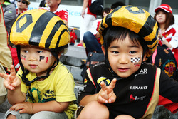 Fans von Renault Sport F1