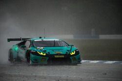 #28 Konrad Motorsport Lamborghini Huracan GT3: Terry Borcheller, Christopher Buck, Franz Konrad, Jer