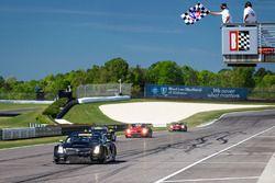 #8 Cadillac Racing Cadillac ATS-VR GT3: Michael Cooper race winner