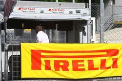 Belgian Audi Club Team WRT, Audi R8 LMS: Thierry Tassin
