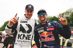 Guy Wilks, JRM Racing con Andrew Jordan, Team Peugeot Hansen