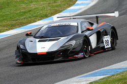 Alexander West, Kevin Estre, McLaren 650 S GT3