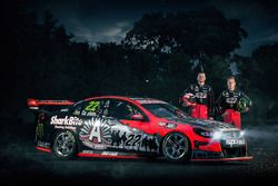 Garth Tander, James Courtney, Holden Racing Team