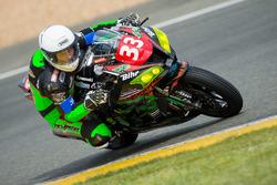 #33 Kawasaki: Emeric Jonchiere, Anthony Loiseau, Morgan Berchet