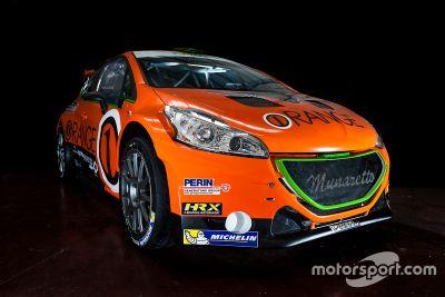 Lancio Campedelli-Fappani con Orange1 Racing nei Rally
