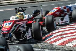 Cordolo, Maximilian Günther, Prema Powerteam Dallara F312 - Mercedes-Benz