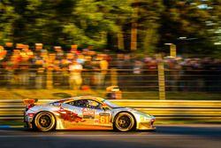 #61 Clearwater Racing Ferrari 458 Italia: Mok Weng Sun, Rob Bell, Keita Sawa